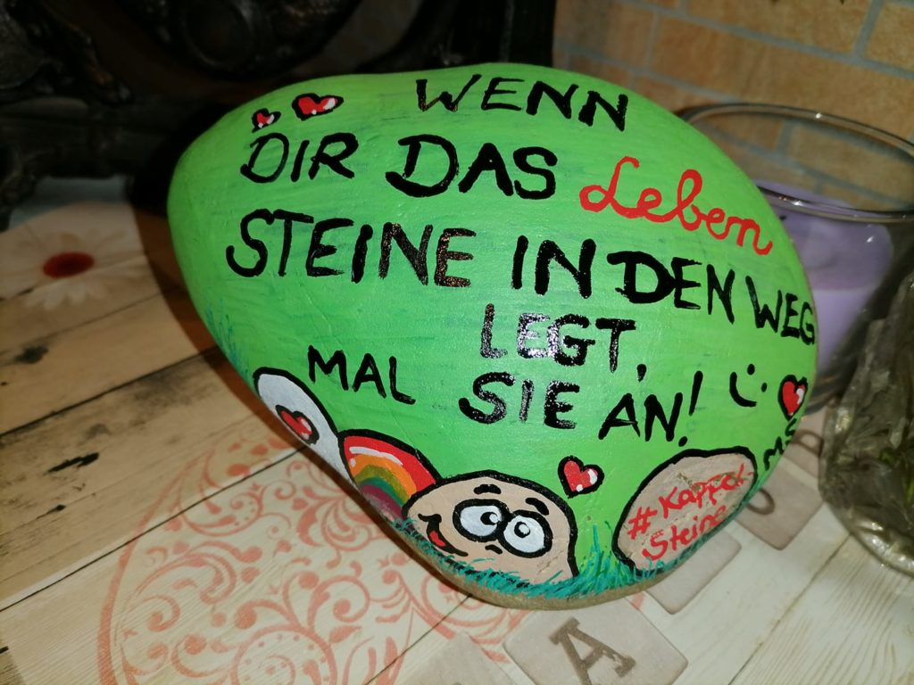 #Kappel-Steine aus Fellbach